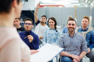 Как установить доверительные отношения с участниками в  начале тренинга